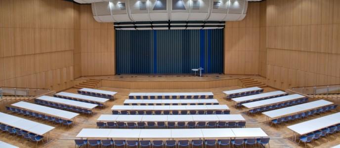 Kirchner-Saal (Großer Saal)