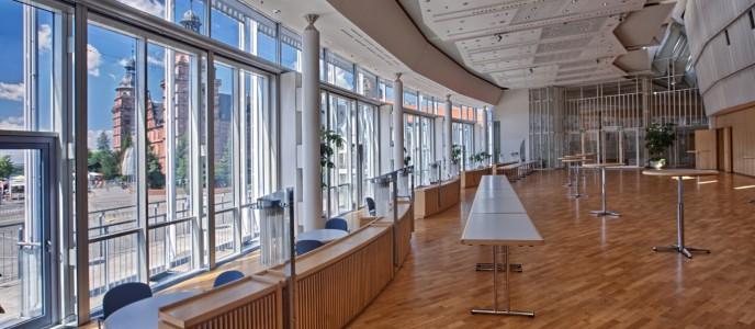 Schad-Foyer (Foyer Großer Saal)