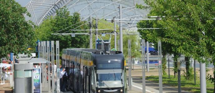 Das CCL promotet intelligente Mobilität: CCL und Straßenbahn