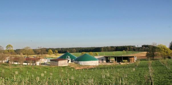 Gut Eichethof - Biogasanlage