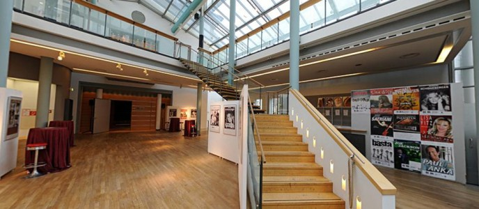 Foyer Frankfurter Hof
