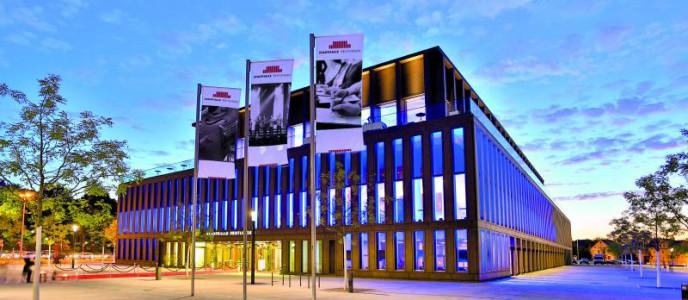 Die Stadthalle Reutlingen setzt seit ihrer Eröffnung 2013 konsequent auf Nachhaltigkeit und Selbstverpflichtung gegenüber Mensch und Umwelt.