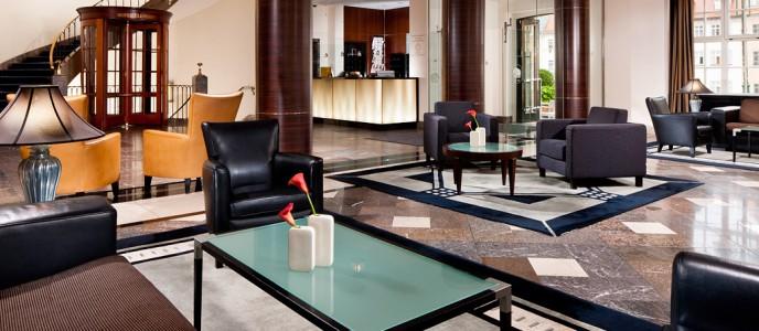 hotel Elephanten Lobby
