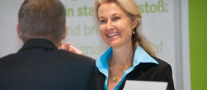 Diana Kraus, Geschäftsführerin Intercongress