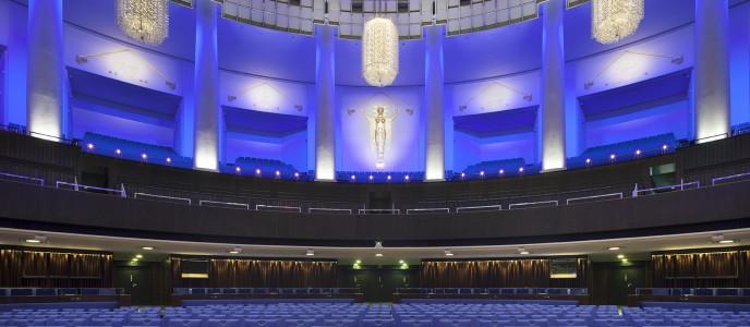 Der Kuppelsaal
