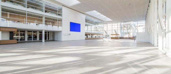 Foyer Messehaus Ost