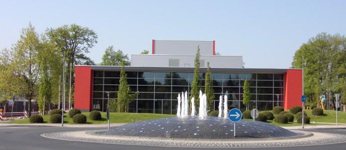 Stadthalle Gifhorn Außenansicht