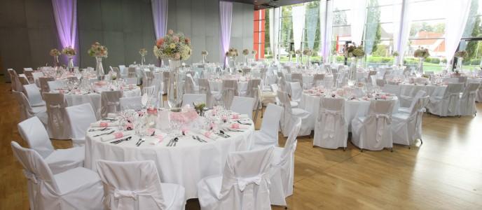 Großer Saal, Hochzeit